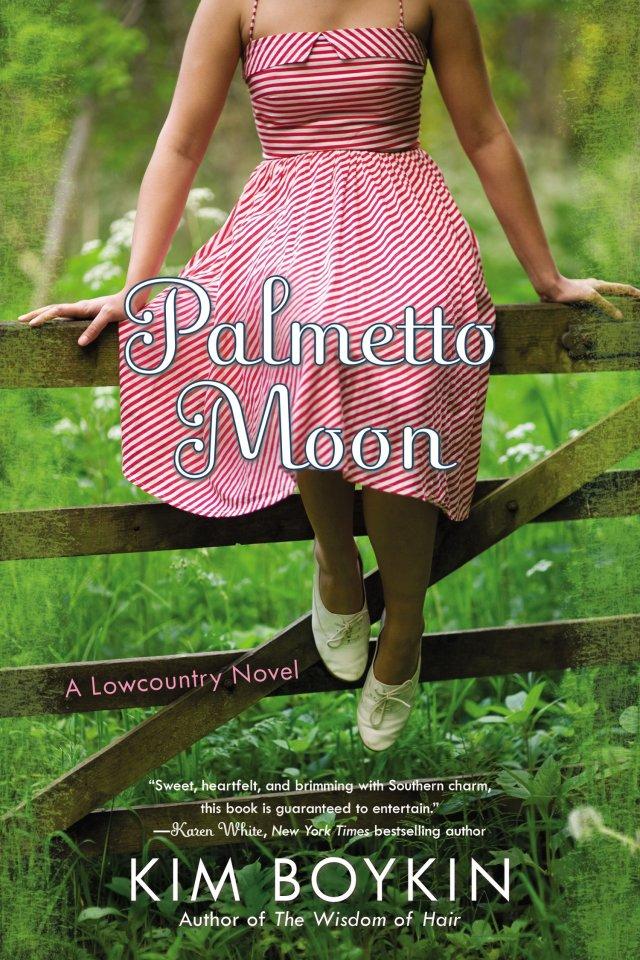 PALMETTO MOON BY KIM BOYKIN: BOOK REVIEW