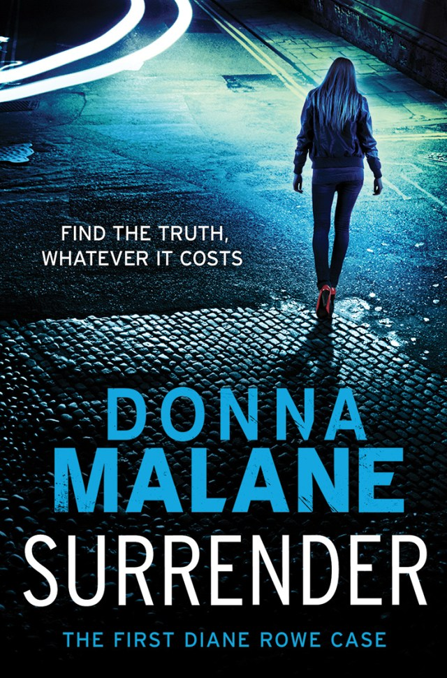 SURRENDER BY DONNA MALANE: BOOK REVIEW