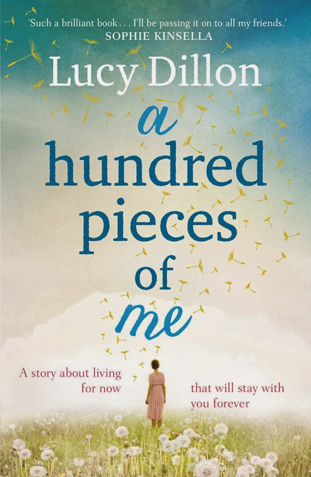 A HUNDRED PIECES OF ME BY LUCY DILLON: BOOK REVIEW