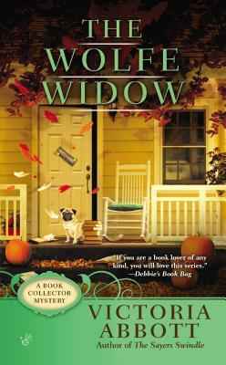 THE WOLFE WIDOW (BOOK COLLECTOR MYSTERY, BOOK #3) BY VICTORIA  ABBOTT: BOOK REVIEW