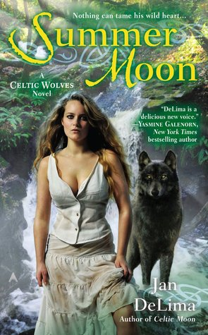 SUMMER MOON (CELTIC WOLVES, BOOK #2) BY JAN DELIMA: BOOK REVIEW
