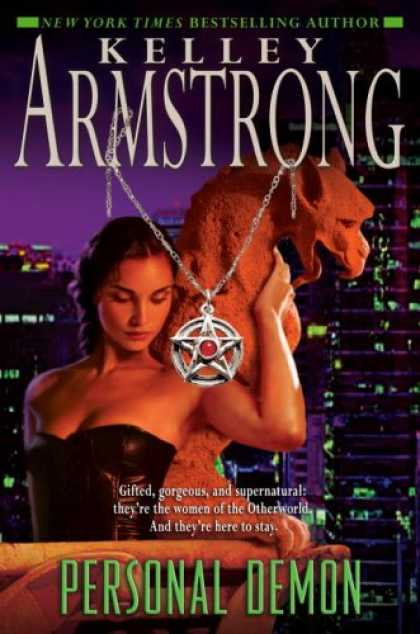 PERSONAL DEMON (WOMEN OF THE OTHERWORLD, BOOK #8) BY KELLEY ARMSTRONG: BOOK REVIEW