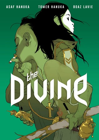 THE DIVINE BY ASAF HANUKA, TOMER HANUKA, & BOAZ LAVIE: GRAPHIC NOVEL REVIEW