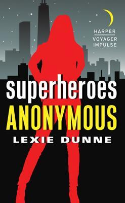 SUPERHEROES ANONYMOUS BY LEXIE DUNNE: BOOK REVIEW