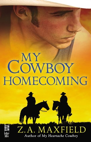 MY COWBOY HOMECOMING (THE COWBOYS, BOOK #3) BY Z.A. MAXFIELD: BOOK REVIEW