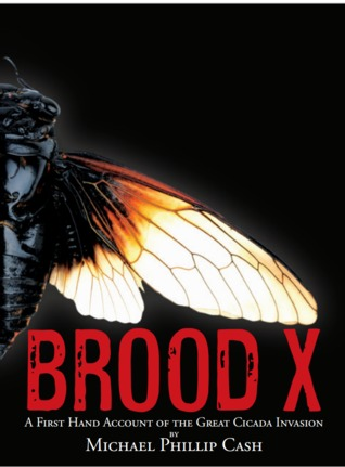 BROOD X BY MICHAEL PHILLIP CASH: BOOK REVIEW