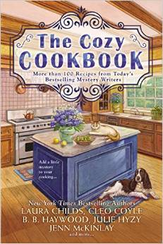 THE COZY COOKBOOK BY MULTIPLE AUTHORS: BOOK REVIEW