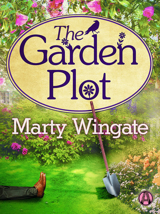 THE GARDEN PLOT (POTTING SHED MYSTERY, BOOK #1) BY MARTY WINGATE: BOOK REVIEW
