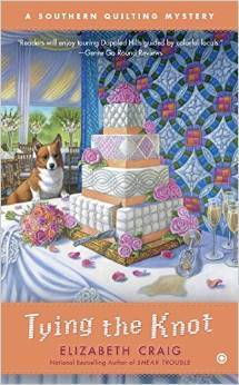 TYING THE KNOT (A SOUTHERN QUILTING MYSTERY #5) BY ELIZABETH CRAIG:BOOK REVIEW