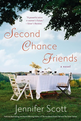 SECOND CHANCE FRIENDS BY JENNIFER SCOTT: BOOK REVIEW