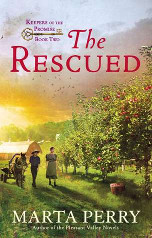 THE RESCUED (KEEPERS OF THE PROMISE, BOOK# 2) BY MARTA PERRY: BOOK REVIEW
