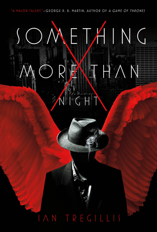 SOMETHING MORE THAN NIGHT BY IAN TREGILLIS: BOOK REVIEW