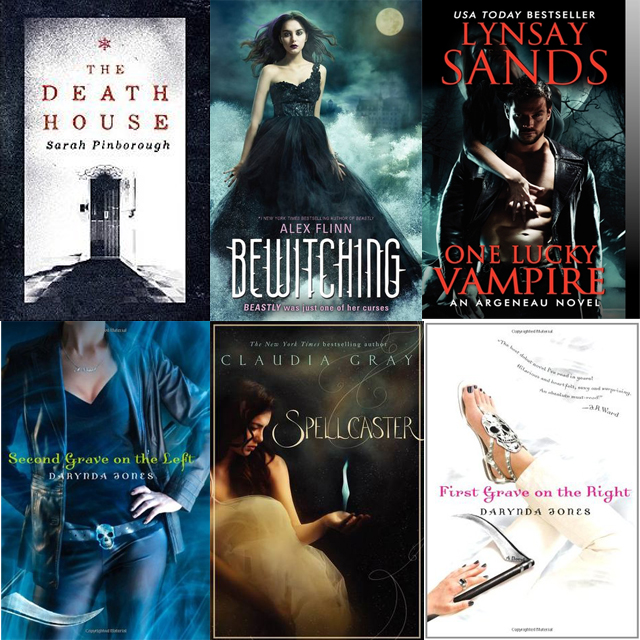 HALLOWEEN SCARY BUNDLE GIVEAWAY: BOOK GIVEAWAY