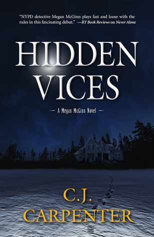 HIDDEN VICES BY C. J. CARPENTER: BOOK REVIEW