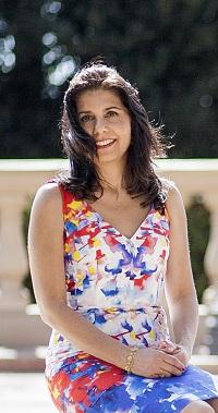 Lida Sideris author photo