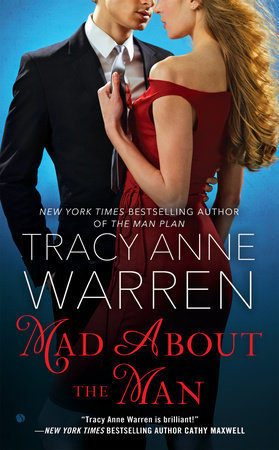 MAD ABOUT THE MAN (THE GRAYSONS, BOOK #3) BY TRACY ANNE WARREN: BOOK REVIEW