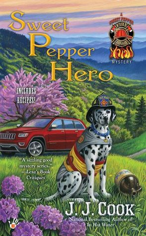 SWEET PEPPER HERO (SWEET PEPPER FIRE BRIGADE MYSTERY, BOOK #4) BY J.J. COOK: BOOK REVIEW