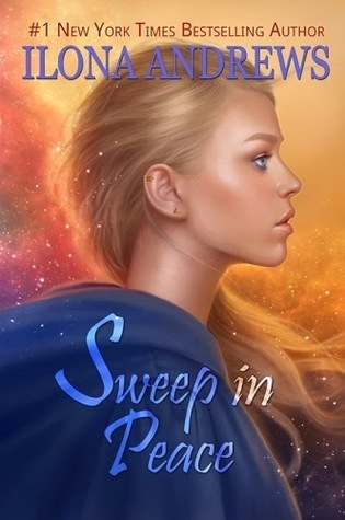 SWEEP IN PEACE (INNKEEPER CHRONICLES, BOOK# 2) BY ILONA ANDREWS: BOOK REVIEW