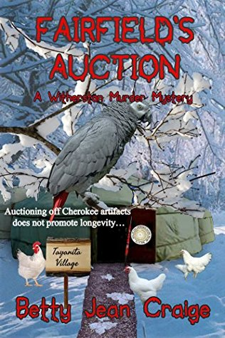 FAIRFIELD'S AUCTION: A WITHERSTON MURDER MYSTERY BY BETTY JEAN CRAIGE – BOOK REVIEW