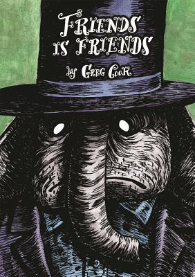 FRIENDS IS FRIENDS BY GREG COOK: GRAPHIC NOVEL REVIEW