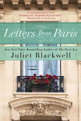 LETTERS FROM PARIS BY JULIET BLACKWELL: BOOK REVIEW