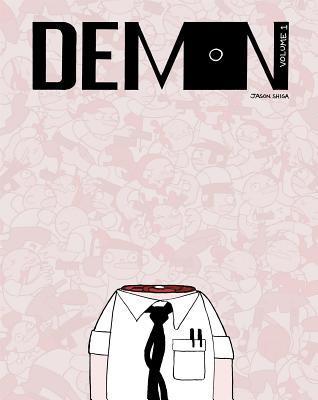 THE DEMON (THE DEMON QUARTET, VOL 1) BY JASON SHIGA: BOOK REVIEW