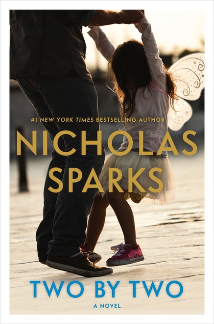 TWO BY TWO BY NICHOLAS SPARKS: BOOK GIVEAWAY