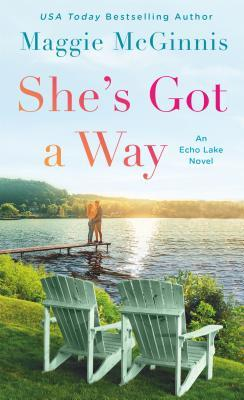 SHE'S GOT A WAY (ECHO LAKE #3) BY MAGGIE MCGINNIS: BOOK REVIEW