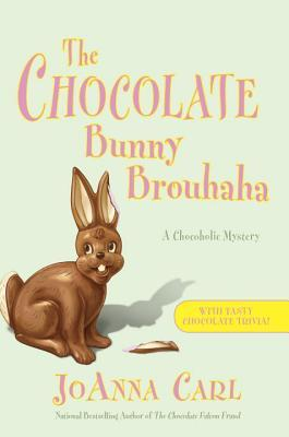 THE CHOCOLATE BUNNY BROUHAHA (A CHOCOHOLIC MYSTERY #16) BY JOANNA CARL: BOOK REVIEW