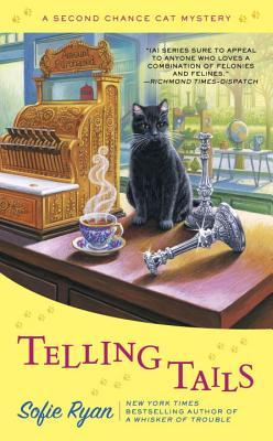 TELLING TAILS (SECOND CHANCE CAT MYSTERY, BOOK #4) BY SOFIE RYAN: BOOK REVIEW