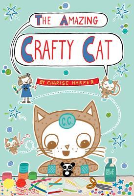 THE AMAZINGLY CRAFTY CAT BY CHERISE MERICLE HARPER: BOOK REVIEW
