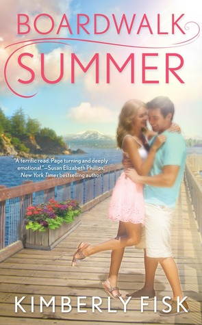 BOARDWALK SUMMER BY KIMBERLY FISK: BOOK REVIEW