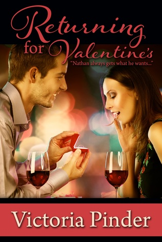 RETURNING FOR VALENTINE'S BY VICTORIA PINDER: BOOK REVIEW