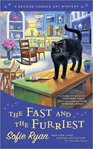 THE FAST AND THE FURRIEST (SECOND CHANCE CAT MYSTERY, BOOK #5) BY SOFIE RYAN: REVIEW BOOK