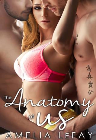 THE ANATOMY OF US (WJM, BOOK #2) BY AMELIA LEFAY: BOOK REVIEW