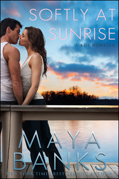 SOFTLY AT SUNRISE (KGI, BOOK #5) BY MAYA BANKS: BOOK REVIEW
