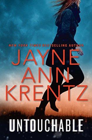 UNTOUCHABLE (CUTLER, SUTTERS & SALINAS, BOOK #3) BY JAYNE ANN KRENTZ: BOOK REVIEW