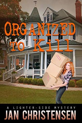 ORGANIZED TO KILL (TINA TALES MYSTERIES, BOOK #4) BY JAN CHRISTENSEN: BOOK REVIEW