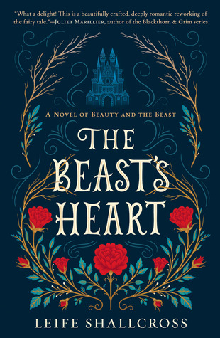 THE BEAST'S HEART BY LEIFE SHALLCROSS: BOOK REVIEW