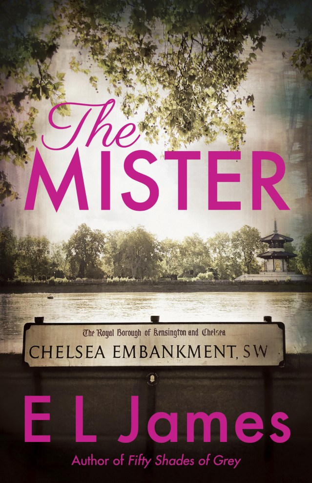 THE MISTER BY E L JAMES: BLOG TOUR