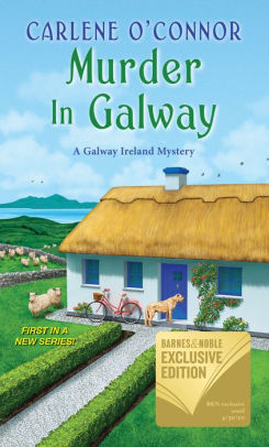 MURDER IN GALWAY (GALWAY IRELAND MYSTERY BOOK #1) BY CARLENE O'CONNOR: BOOK REVIEW