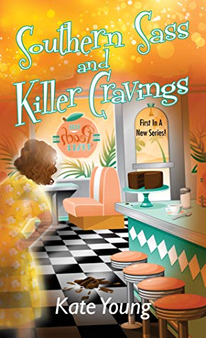 SOUTHERN SASS AND KILLER CRAVINGS (MARYGENE BROWN MYSTERY #1) BY KATE YOUNG: BOOK REVIEW