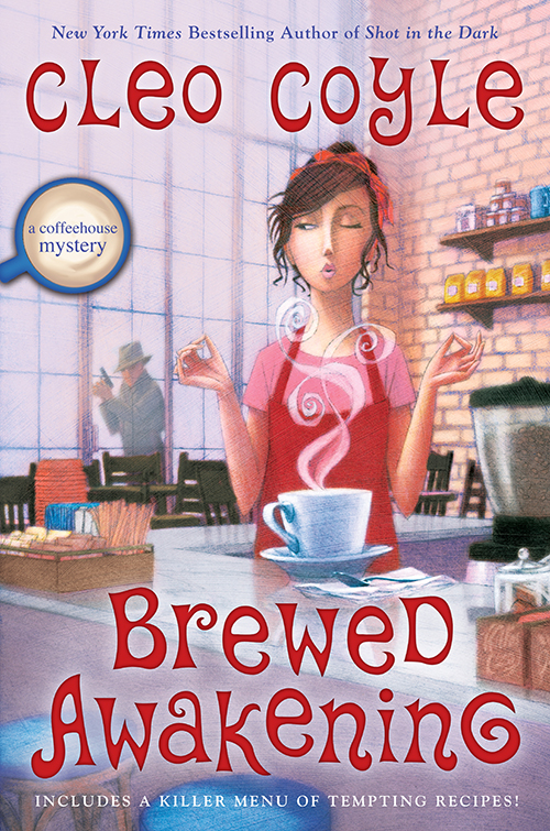 BREWED AWAKENING (COFFEEHOUSE MYSTERY #18) BY CLEO COYLE: BOOK REVIEW