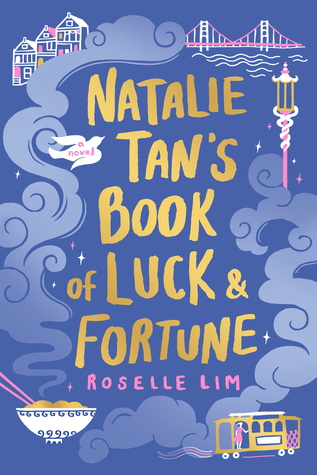 NATALIE TAN'S BOOK OF LUCK AND FORTUNE BY ROSELLE LIM: BOOK REVIEW