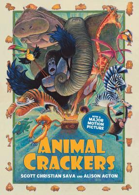 ANIMAL CRACKERS BY SCOTT CHRISTIAN SAVA: BOOK REVIEW