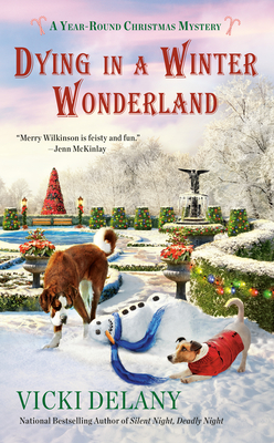 DYING IN A WINTER WONDERLAND (A YEAR-ROUND CHRISTMAS MYSTERY #5) BY VICKI DELANY: BOOK REVIEW