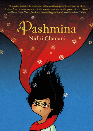 PASHMINA BY NIDHI CHANANI: BOOK REVIEW