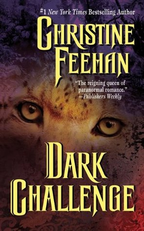 DARK CHALLENGE (DARK, BOOK #5) BY CHRISTINE FEEHAN: BOOK REVIEW