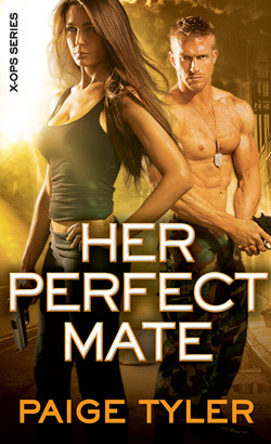 HER PERFECT MATE (X-OPS, BOOK #1) BY PAIGE TYLER: BOOK REVIEW