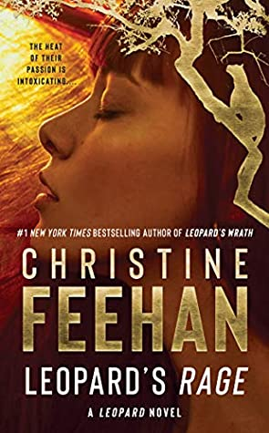 LEOPARD'S RAGE (LEOPARD PEOPLE, BOOK #12) BY CHRISTINE FEEHAN: BOOK REVIEW